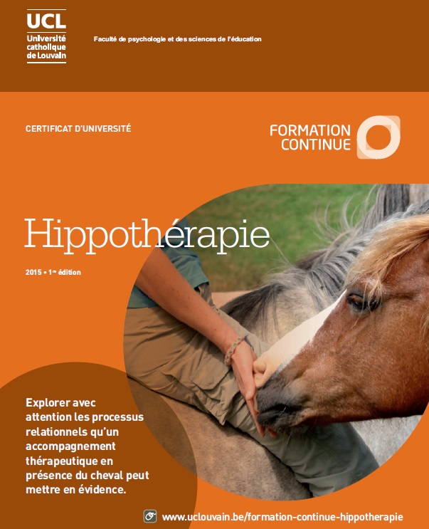 Formation en hippoth�rapie